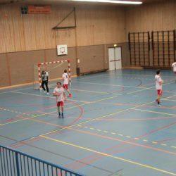 Handbalwedstrijd Senioren Heren KPJ – Bakel 16 – 12