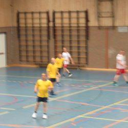 Kampioenswedstrijd KPJ Heren Senioren KPJ De Mortel 13-14