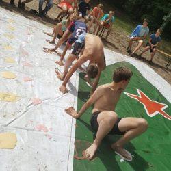 """Aspirantenkamp """"Benidorm bastards"""" juli 2017"""